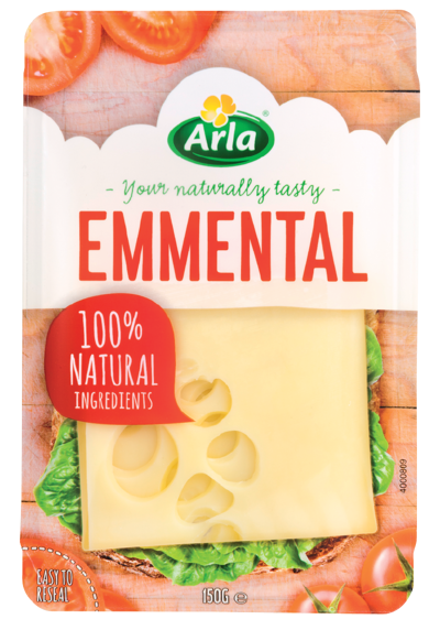 Emmental Slices