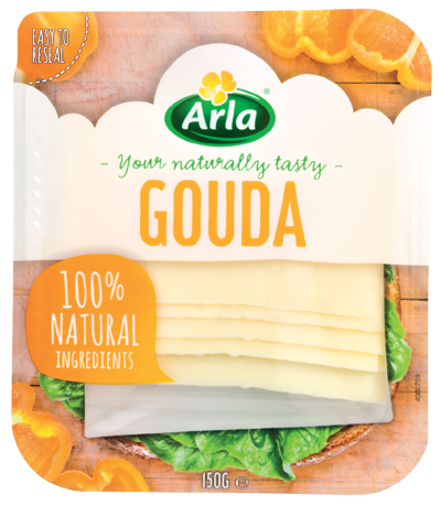 Gouda Slices