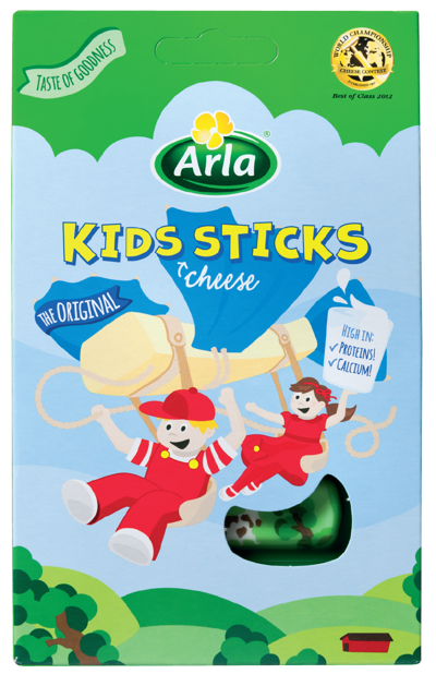Kids Sticks 6 x 18g